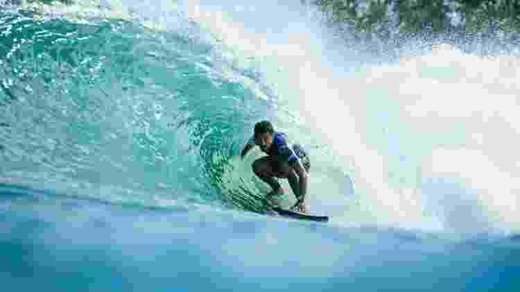 Filipe Toledo no Surf Ranch - WSL - WSL