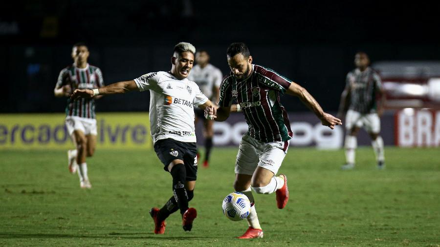 Atlético-MG e Fluminense se enfrentam pelas quartas de final da Copa do Brasil - Lucas Mercon/Fluminense FC