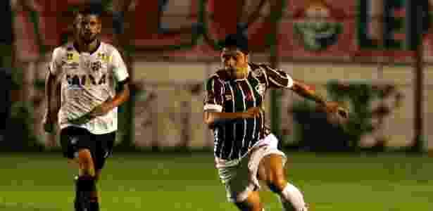 Osvaldo -  NELSON PEREZ/FLUMINENSE F.C -  NELSON PEREZ/FLUMINENSE F.C