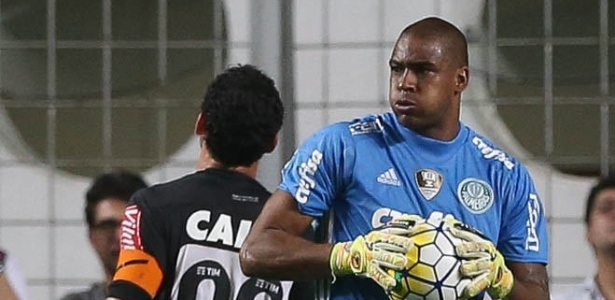 Jailson foi eleito o melhor goleiro do Campeonato Brasileiro no prêmio Bola de Prata