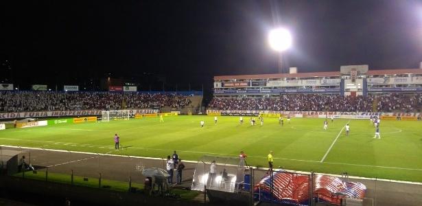 Vila Capanema recebeu quase dez mil pessoas nesta quarta-feira