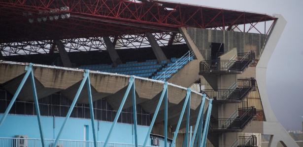 Estádio Balaídos passa por obras custeadas por Prefeitura de Vigo; clube reclama