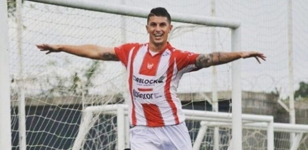 Galesio era camisa 9 de seu time antes de entrar no 'BBB argentino'