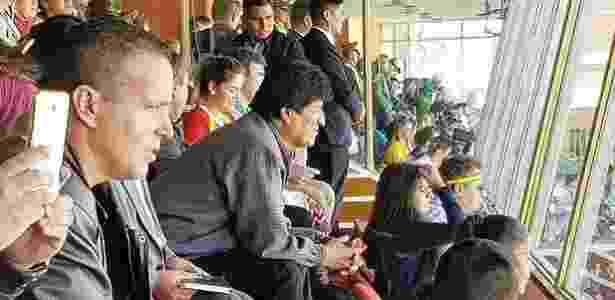 Ministério de Comunicação da Bolívia