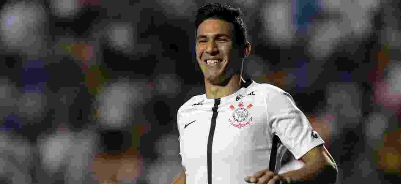 Balbuena comemora gol do Corinthians; não do zagueiro já perdeu cerca de R$ 1 milhão em relação à primeira proposta - Daniel Vorley/AGIF
