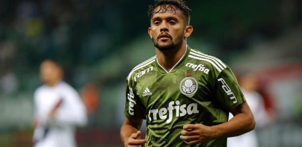 Último jogo de Scarpa pelo Palmeiras foi há dois meses, contra o Vasco - Daniel Vorley/AGIF