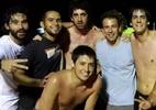 Como pelada com Del Piero salvou Copa de argentino sem ingresso em 2014 - Arquivo Pessoal