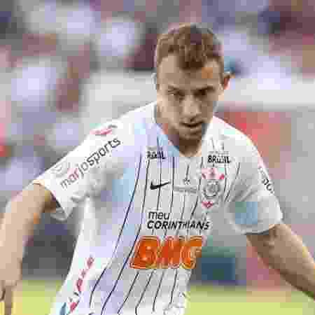 Carlos Augusto, lateral que deixa o Corinthians rumo ao futebol italiano - Amanda Perobelli/Reuters