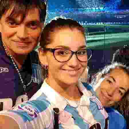 Melody Pasini, namorada de Centurión - Reprodução/Instagram - Reprodução/Instagram