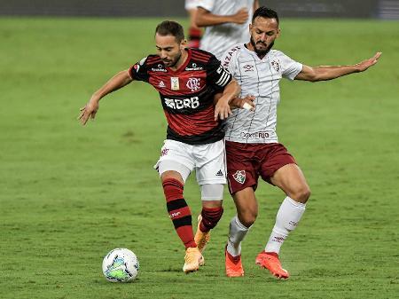 Fluminense X Flamengo Fazem Final Obvia Em Classico Com Diferencas