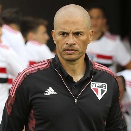 Alex, ex-jogador e técnico do São Paulo sub-20 - Anderson Rodrigues/saopaulofc.net