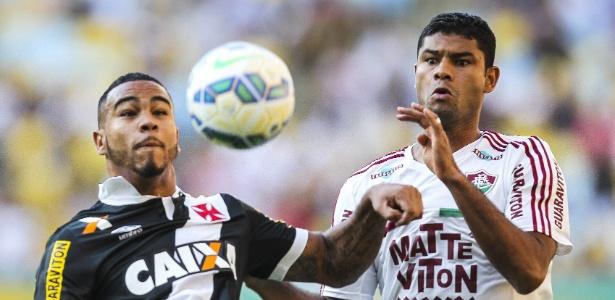 Além do Vasco (e), Fluminense também poderá estampar a marca da Caixa em 2016