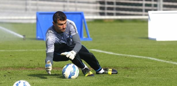 Bruno Grassi, goleiro do Grêmio, entende os adversários de Campeonato Gaúcho