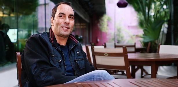 O ex-jogador Edmundo - Marcelo Ferraz/UOL