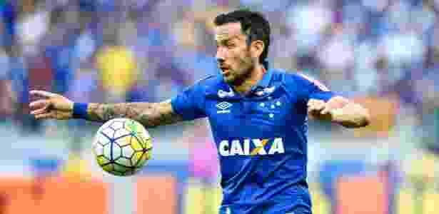Ariel Cabral pode renovar com o Cruzeiro por duas temporadas - Yuri Edmundo/Light Press/Cruzeiro