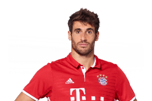 Javi Martínez, do Bayern de Munique