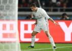 Com 3 gols na final, Cristiano Ronaldo iguala marca de Pelé no Mundial - Behrouz Mehri/AFP