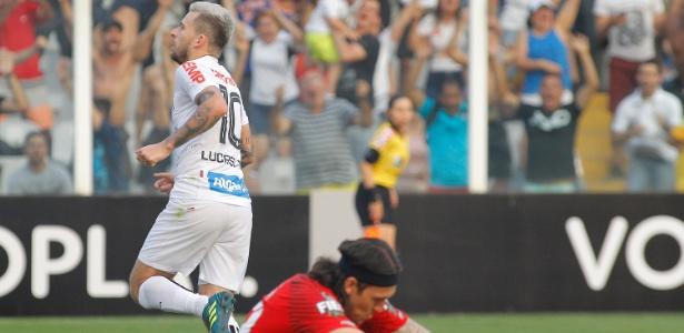 Lucas Lima se machucou no último dia 10 de setembro