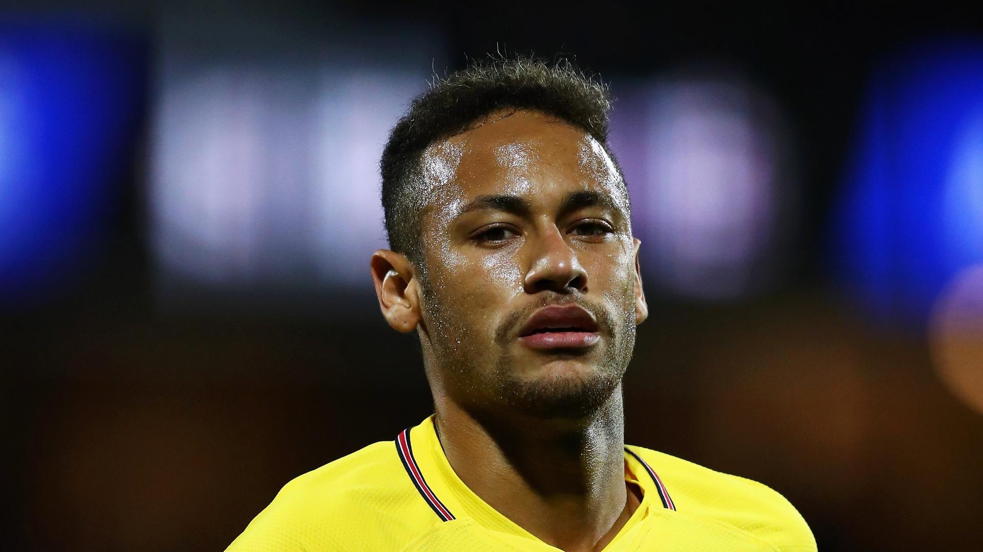 Neymar deve voltar ao time do PSG contra o Bayern de Munique