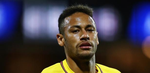 Neymar se recuperou do machucado no dedo do pé direito