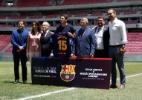 Barcelona trará ex-astros para jogar no Brasil pela primeira vez em 2018 - Divulgação/FC Barcelona