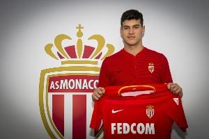 Pietro Pellegri é anunciado pelo Monaco; aos 16 anos, custou 25 mi de euros