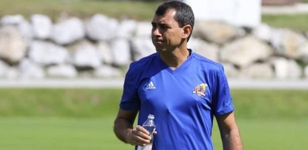 Fábio Carille irá comandar mais dois jogos do Al-Wehda antes de voltar ao Corinthians