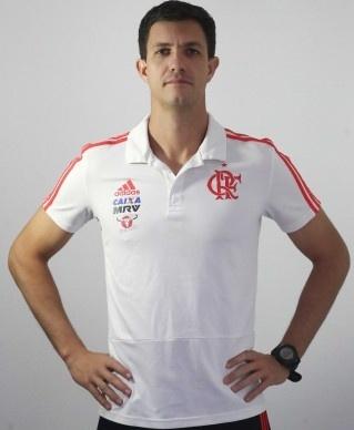Maurício Barbieri, técnico do Flamengo