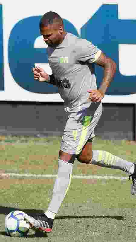 Zagueiro Breno cumpre cronograma da preparação física para atingir seu condicionamento ideal - Rafael Ribeiro / Vasco