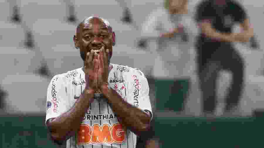 Vagner Love, atacante do Corinthians - Marcello Zambrana/AGIF