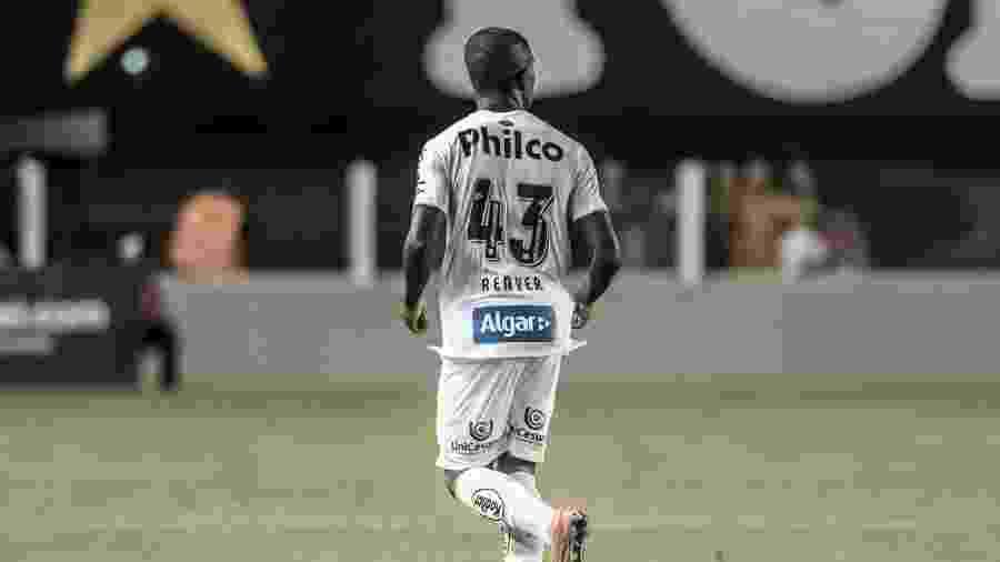 Renyer, promessa do Santos, estreou aos 16 anos e entrou para a história - Ivan Storti/Santos FC