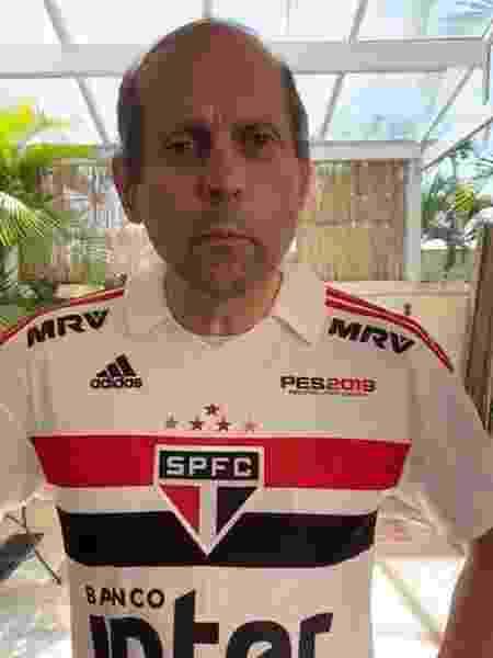 Roberto Natel faz acusação sobre pleito no São Paulo - Reprodução