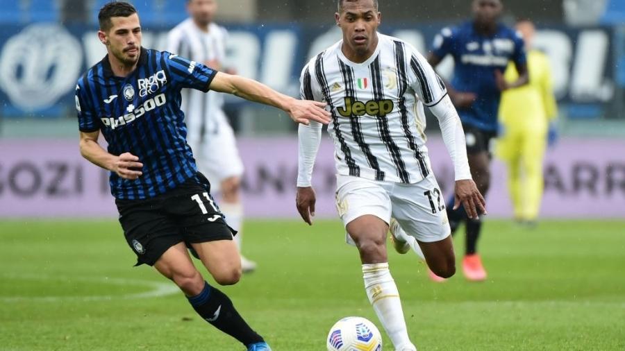Juventus perde para a Atalanta por 1 a 0 em jogo válido pelo Campeonato Italiano - Pier Marco Tacca/Getty Images