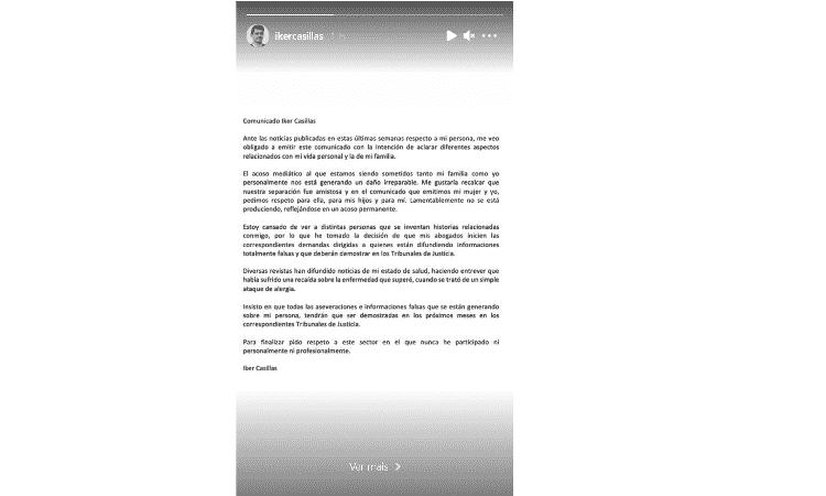 Ex-jogador divulgou nota oficial  - Reprodução - Reprodução