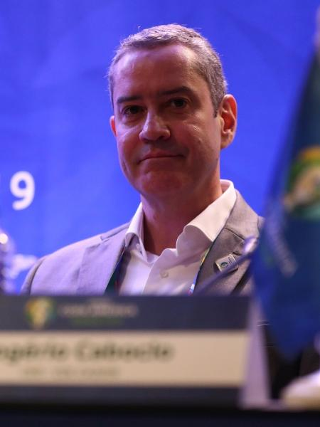 Rogério Caboclo, presidente afastado da CBF - Lucas Figueiredo/CBF