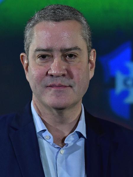 Rogério Caboclo, presidente da CBF - Thiago Ribeiro/AGIF