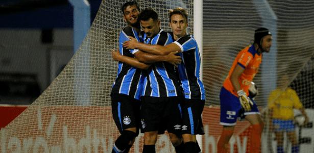 Reservas do Grêmio venceram o Cruzeiro-RS por 3 a 1 no sábado, em Novo Hamburgo