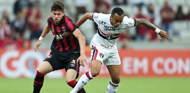 Criticado pela torcida, Wesley reagiu após momento delicado do São Paulo