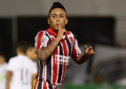 Cueva marca de bico, São Paulo empata com ABC e avança na Copa do Brasil