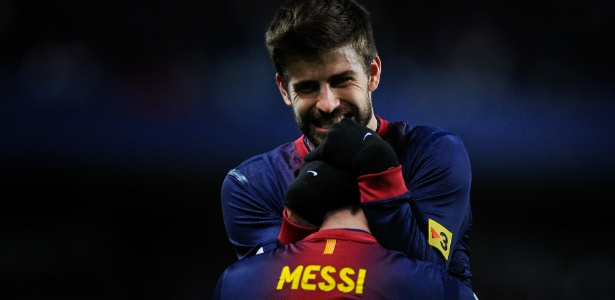 A futura esposa do argentino não aprovou o início do relacionamento de Piqué e Shakira - David Ramos/Getty Images