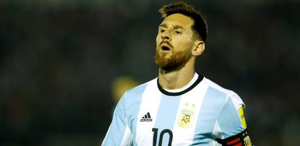 Messi teve uma boa atuação na partida de quinta-feira