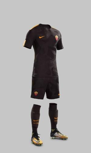 Camisa 3 da Roma