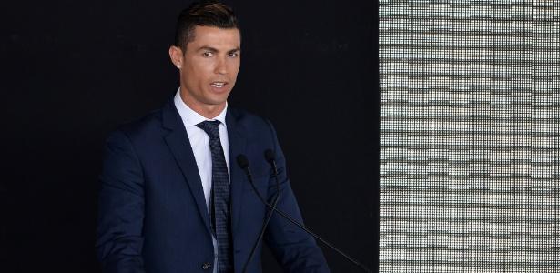Ronaldo vem lidando com problemas com a Receita da Espanha nos últimos anos