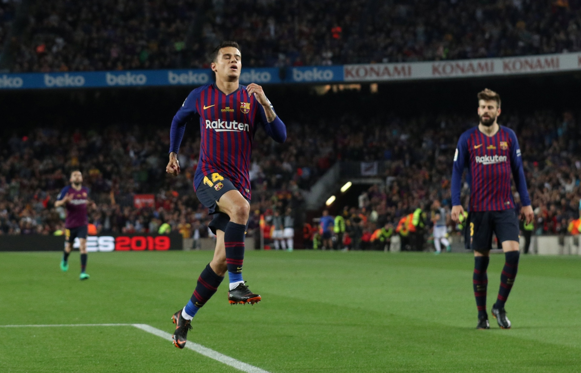 Barcelona deve ter jogo nos Estados Unidos durante Campeonato Espanhol -  Esporte - BOL 97e3529f557e2