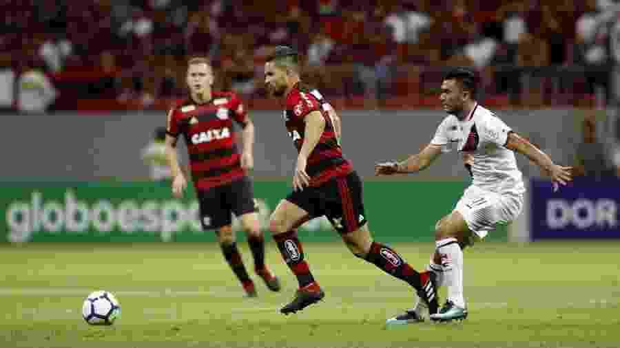 Vasco vendeu pelo segundo ano seguido o mando contra o Flamengo para o Mané Garrincha, em Brasília - Divulgação/Flamengo