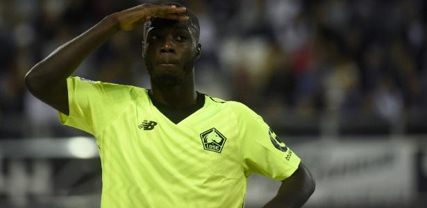 Pépé é um dos destaques neste início de temporada do Campeonato Francês - Francois Lo Presti/AFP