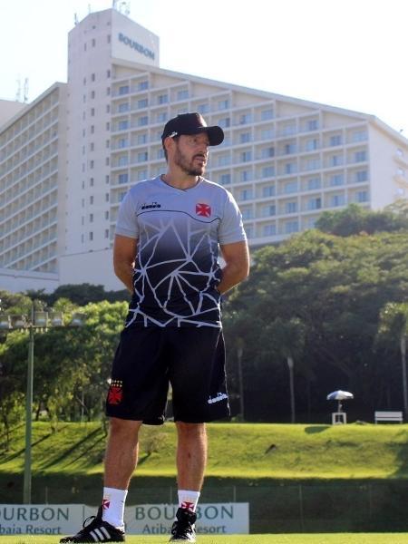 Ramon Menezes - técnico do Vasco - Rafael Ribeiro / Vasco