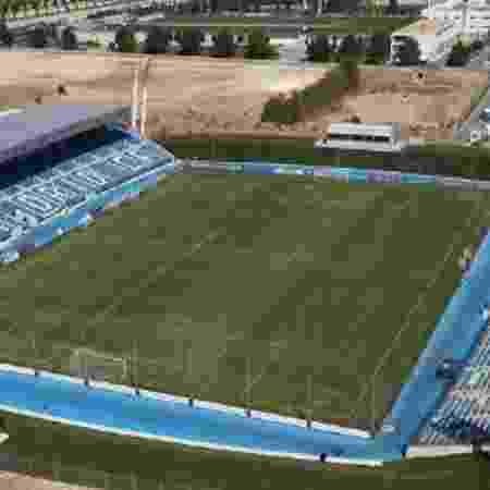 Estádio Alfredo di Stéfano, do Castilla, vem sendo usado pela equipe principal do Real - Real Madrid CF/Divulgação