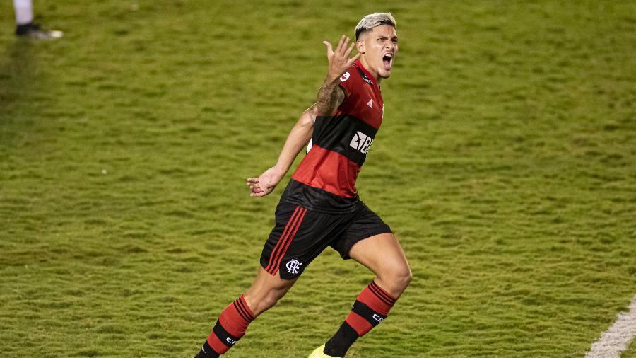 Pedro é alvo de disputa entre Flamengo e CBF - Jorge Rodrigues/AGIF
