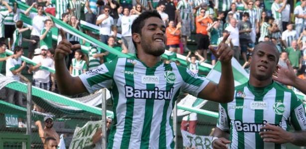 Brenner fez sete gols no Gauchão e deve ser anunciado pelo Inter após o estadual